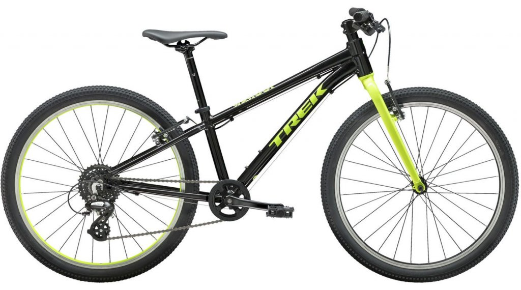 "Trek Wahoo 24 24"" 儿童-Rad 整车 one size Trek black/volt 款型 2019"