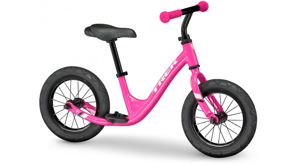 "Trek Kickster 12"" 车轮 整车 儿童 flamingo 粉色 款型 2021"