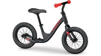 """Trek Kickster 12"""" kerék komplett kerékpár gyermek matte Trek black Mod. 2021"""
