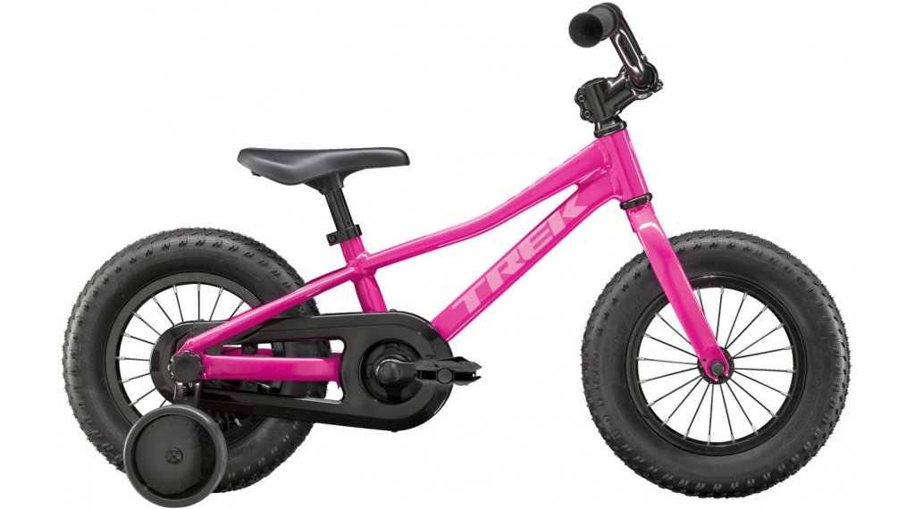 "Trek Precaliber 12 Girls 12"" vélo enfants flamingo rose Mod. 2020"