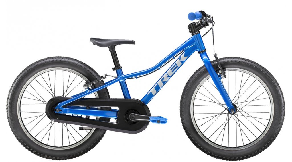 "Trek Precaliber 20 20"" 整车 儿童 型号 均码 alpine blue 款型 2021"