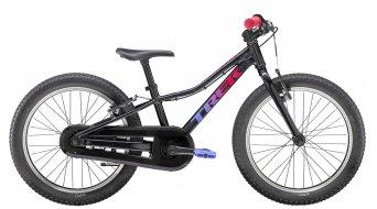 """Trek Precaliber 20 20"""" komplett kerékpár gyermek Méret unisize voodoo Trek black Mod. 2021"""