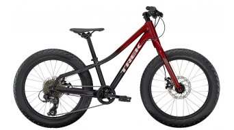 "Trek Roscoe 20 20"" MTB bike kids unisize black 2021"