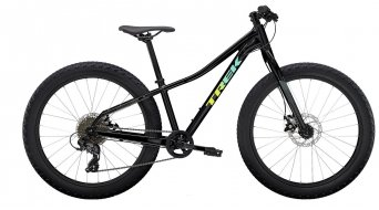 "Trek Roscoe 24 24"" MTB bike kids unisize black 2021"