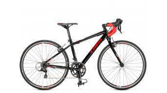 Trek KRX S 26 road bike kids bike unisize Trek black/viper red 2016