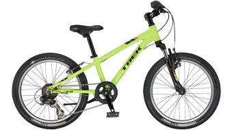 Trek Precaliber 20 6-Speed Boys bicleta para niños bici completa tamaño unisize voltios verde Mod. 2017