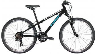 "Trek Superfly 24 24"" bicleta para niños bici completa tamaño 61cm (24"") dnister negro Mod. 2018"