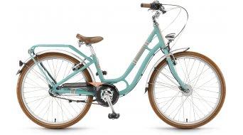 Winora Lilou 24 3-G bicleta para niños 24 Zoll tamaño 32cm mint color apagado Mod. 2017