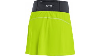 GORE R7 Skort Rock 短 女士 型号 XS (34) citrus green/black