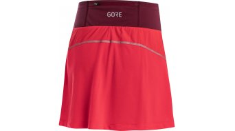 Gore R7 Skort Rock short ladies size M (38) hibiscus pink/chestnut red