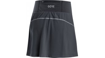 Gore R7 Skort Rock short ladies size XS (34) black