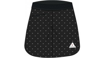 Maloja PischaM. Skort Rock kurz Damen Gr. M moonless heart - MUSTERKOLLEKTION