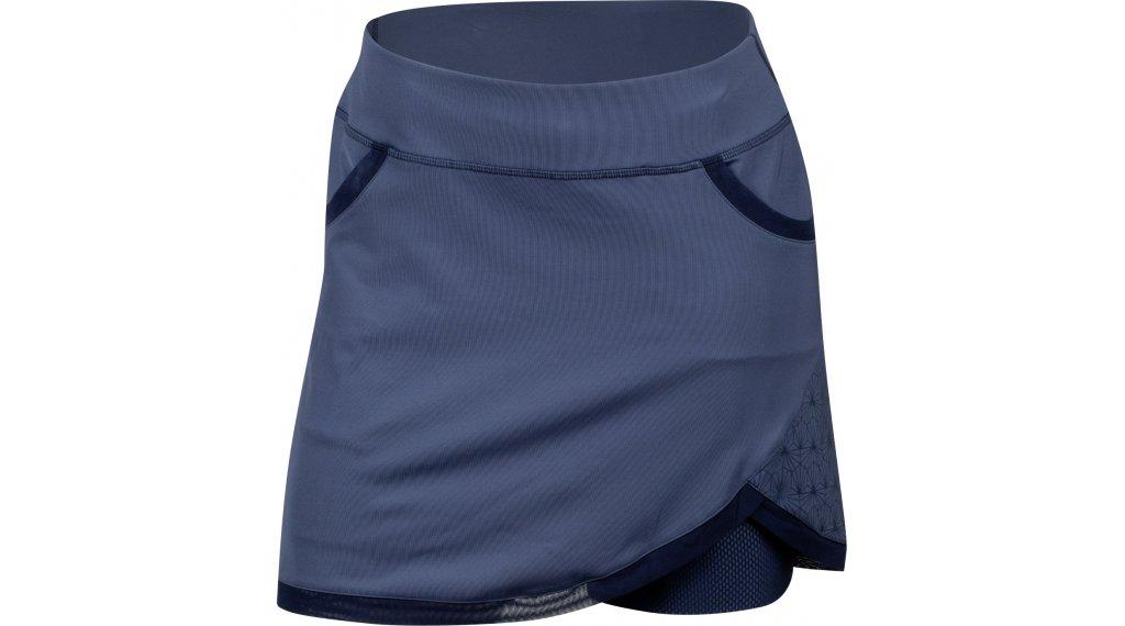 Pearl Izumi Sugar Skirt Rock 女士 (Womens Select Escape 1:1 Chamois-臀部垫层) 型号 L dark denim/navy deco