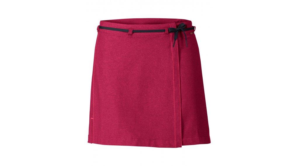 VAUDE Tremalzo II Rock short ladies size 40 crimson red