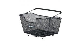 Basil Base MIK bagage trägerkorb maat. M staal(stalen) zwart