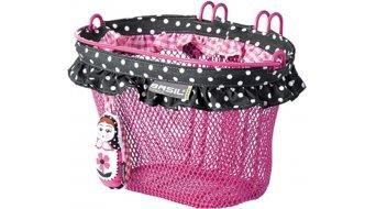 Basil Jasmin stuurkorb kind (kinderen) staal(stalen) pink/grijze