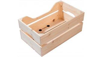 Racktime Woodpacker 2.0 Holzbox Gr._ 25L natur