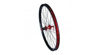 """DMR Comp Disc 26"""" rueda trasera QR 10x135mm negro/negro"""