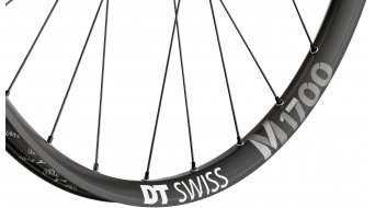 "DT Swiss M 1700 Spline Black 29"" Laufrad Vorderrad 30mm-Felgenbreite Center Lock 100x15mm"