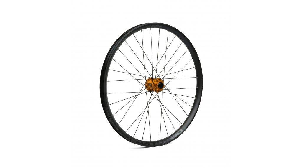 "Hope Fortus 30W - Pro4 26"" MTB Disc Laufrad Vorderrad 32-Loch 15x100mm orange"