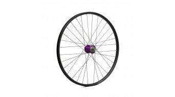 "Hope Fortus 23W - Pro4 27,5"" MTB Disc Laufrad Hinterrad 32-Loch QRx135mm/12x142mm Single Speed-Freilauf purple"