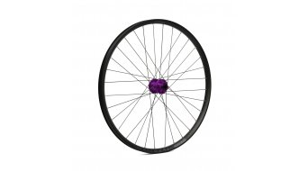 "Hope Fortus 26W - Pro4 27,5"" MTB Disc Laufrad Vorderrad 32-Loch 15x100mm purple"
