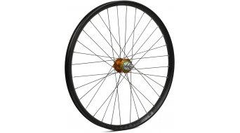"""Hope Fortus 30W - Pro4 27,5"""" MTB Disc Laufrad Hinterrad 32-Loch QRx135mm/12x142mm XD-Freilauf orange"""