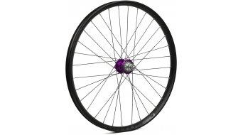 """Hope Fortus 30W - Pro4 27,5"""" MTB Disc Laufrad Hinterrad 32-Loch QRx135mm/12x142mm XD-Freilauf purple"""