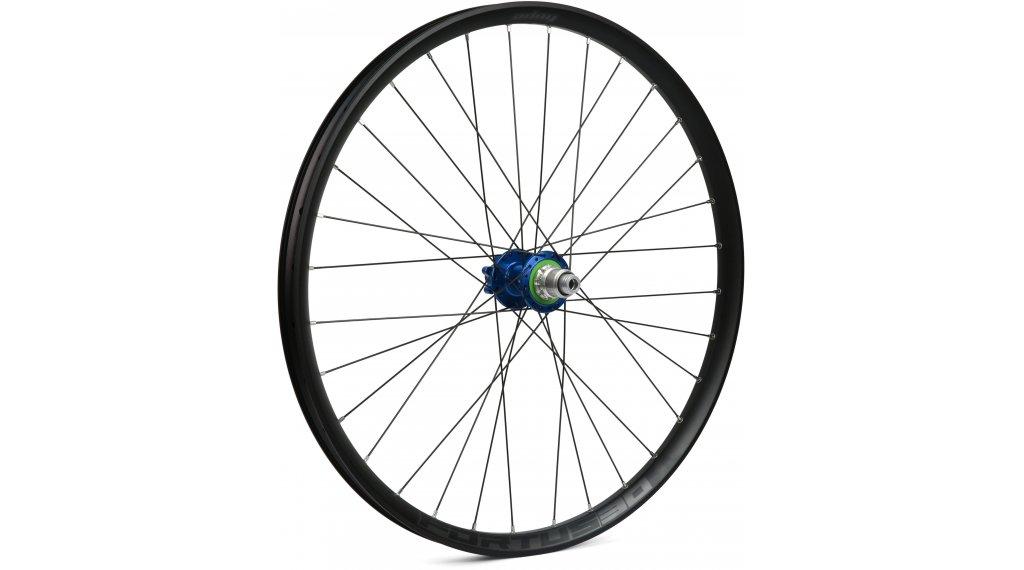 """Hope Fortus 30W - Pro4 27,5"""" MTB Disc Laufrad Hinterrad 32-Loch 12x150mm XD-Freilauf blue"""