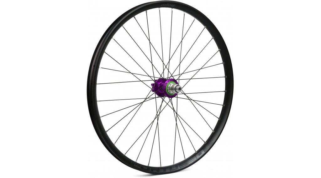 """Hope Fortus 30W - Pro4 27,5"""" MTB Disc Laufrad Hinterrad 32-Loch 12x150mm XD-Freilauf purple"""