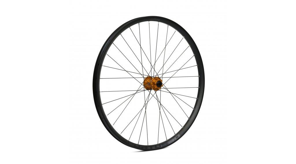 "Hope Fortus 30W - Boost - Pro4 29"" MTB Disc Laufrad Vorderrad 32-Loch 15x110mm orange"