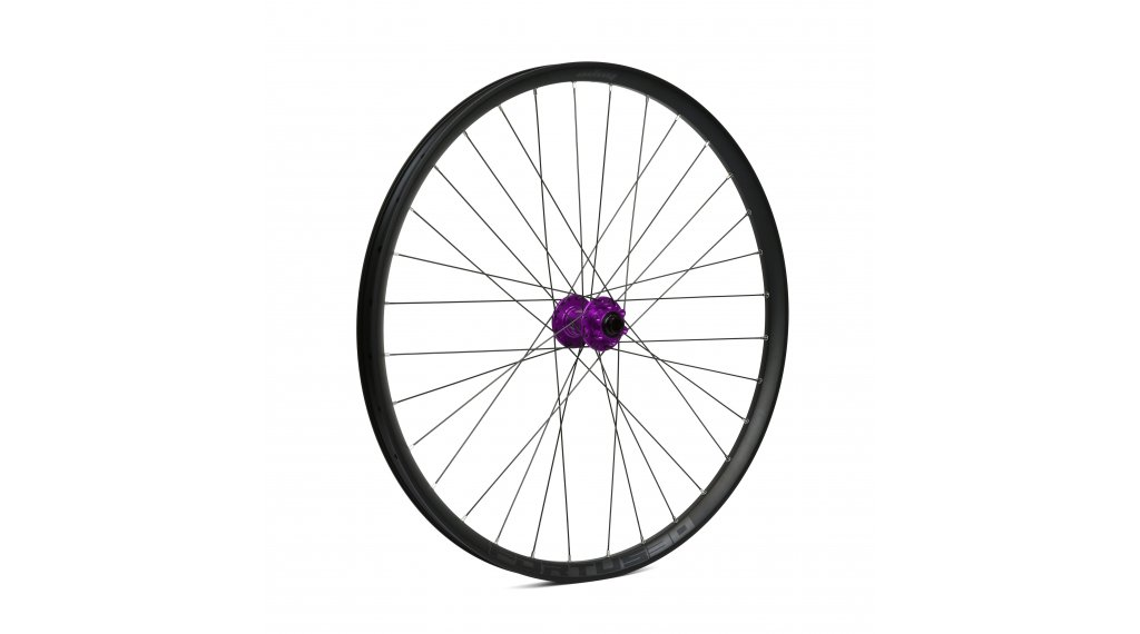 "Hope Fortus 30W - Boost - Pro4 29"" MTB Disc Laufrad Vorderrad 32-Loch 15x110mm purple"