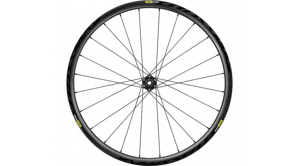 "Mavic Crossmax Elite carbon 27.5"" MTB disc wheel front wheel 15x100mm black 2019"