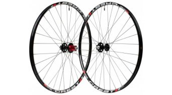 "NoTubes ZTR Crest 27.5"" Disc set ruote ant+post 15x100mm / QR"