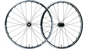 Shimano XTR WH-M988 26 MTB Disc set ruote ant+post Clincher/Tubeless Centerlock nero (ruota anteriore :15mm-E-Thru/ruota posteriore :12x142mm E-Thru)