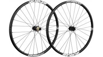 Spank Oozy Trail-295 26 Disc set ruote ant+post Shimano- corpo ruota libera anteriore : 15x100+20x110mm / HR: QR+12x135mm+12x142mm