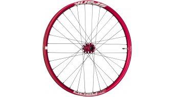 "Spank Oozy Trail-395+ 27.5"" Disc Laufradsatz Shimano-Freilauf VR: 15x100+20x110mm / HR: QR+12x135mm+12x142mm red"
