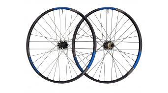 """Spank 350 29"""" Disc Laufradsatz SRAM Freilauf  VR: 15mm+20mm / HR 12mmx148mm black/blue"""