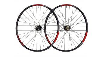 """Spank 350 29"""" Disc Laufradsatz SRAM Freilauf  VR: 15mm+20mm / HR 12mmx148mm black/red"""