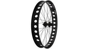 Surly Fatbike XT/Rolling Darryl rueda completa rueda trasera 135mm 17.5mm Offset 32H