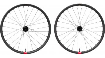 "Santa Cruz Reserve 27/I9 Torch Boost 27.5"" MTB disc carbon wheel set 15x110mm//12x148mm freewheel black"