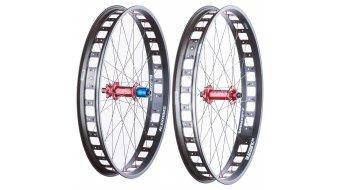 "Tune TSF 26"" Fat bike MTB Disc set ruote ant+post 15x142mm//12x177mm corpo ruota libera )"