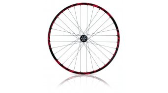 Veltec XM-Tubular 29 车轮 红色/黑色