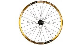 Veltec AM-Two 26 rueda completa rueda negro(-a)/dorado(-a)