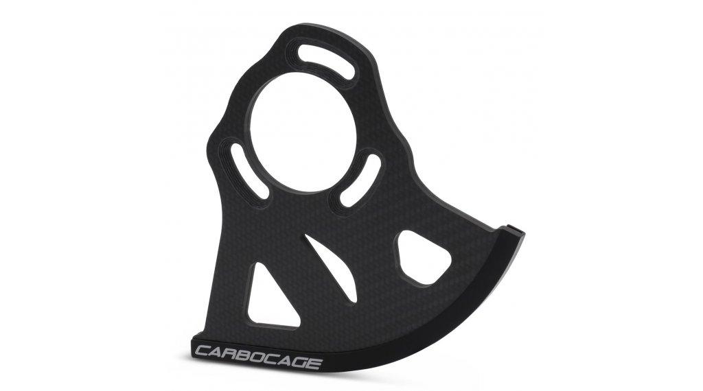 Carbocage Downhill Bashguard ISCG03 black