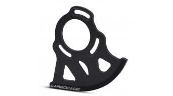 Carbocage Downhill Bashguard black