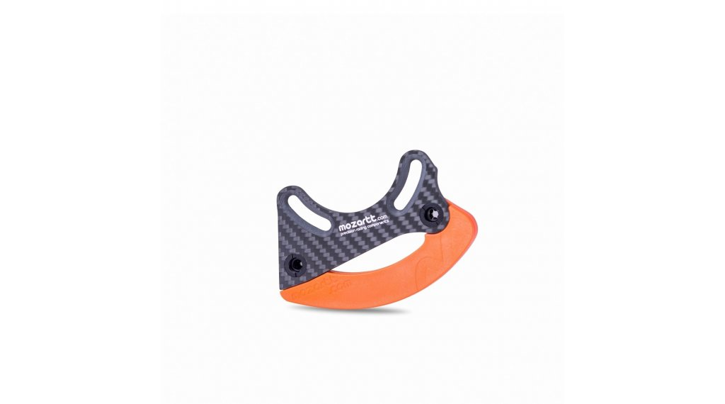 Mozartt Meno Carbon Bashguard 28-34 Zähne ISCG05 orange