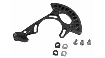 absolute Black chain guide with Taco top for ovale and round chain rings ISCG05 26-34 teeth (oval) 28-36Z (round ) black