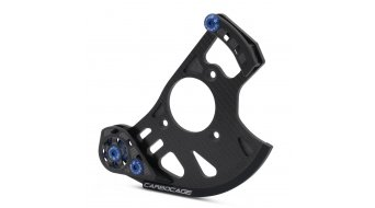 Carbocage Canfield Jedi Downhill carbon chain guide ISCG05 36 teeth