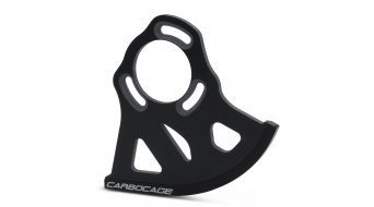 Carbocage Downhill Bashguard ISCG03 38 Zähne black